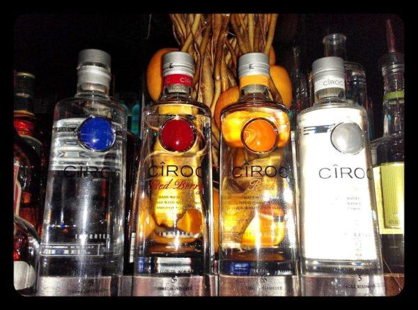 Ciroc Vodka wholesalers