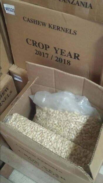 Raw cashew nuts manufacturers