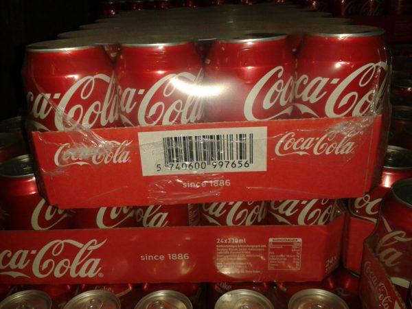 Coca Cola 330ml suppliers