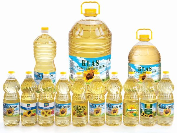 Refined Sunflower oil suppliers