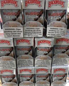 Buy Russian Cream Backwoods