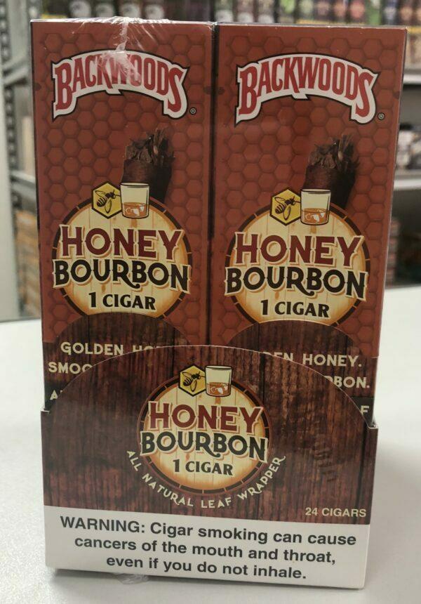 Buy Honey Bourbon Backwoods