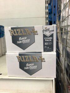 Buy Rizla Smoking Rolling Papers