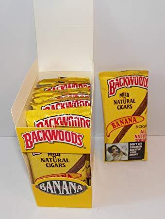 Buy Banana Backwoods Cigars
